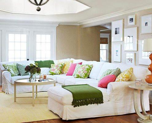 В 3 лесни стъпки да освежим декора у дома - купете нови възглавнички!