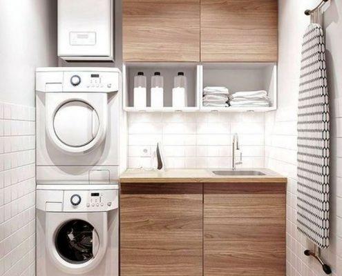 съвет за организация на пералното помещение