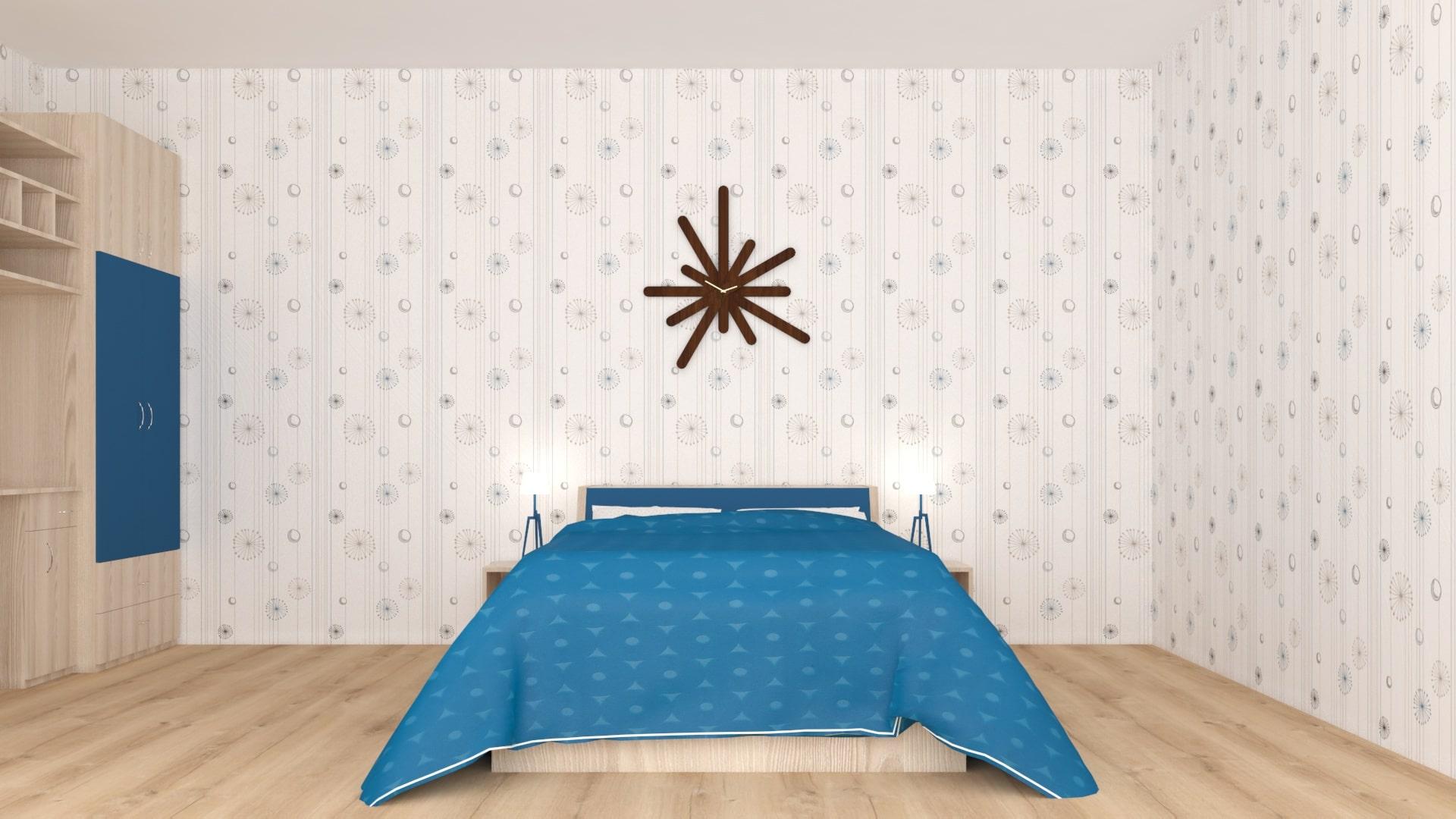 Синя спалня -легло
