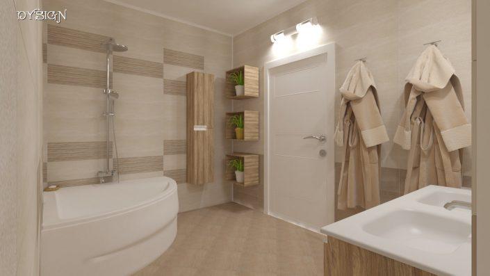 Идеен проект за баня в бежово - баня Дарина