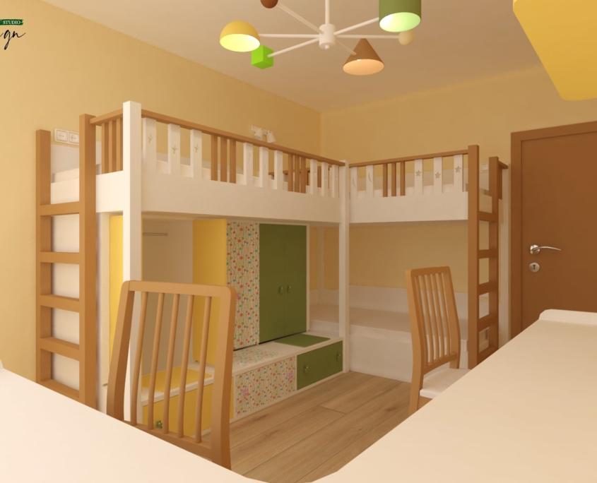 Детска стая Христина