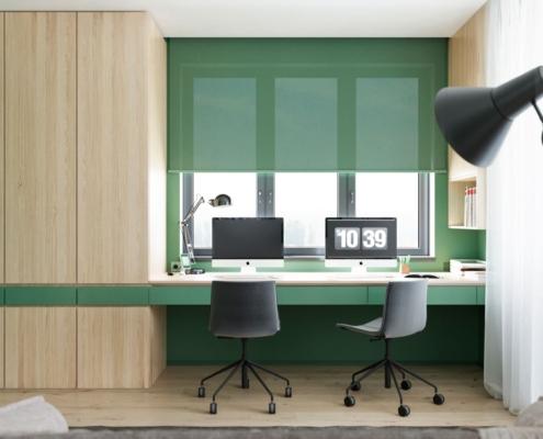 перфектен домашен офис