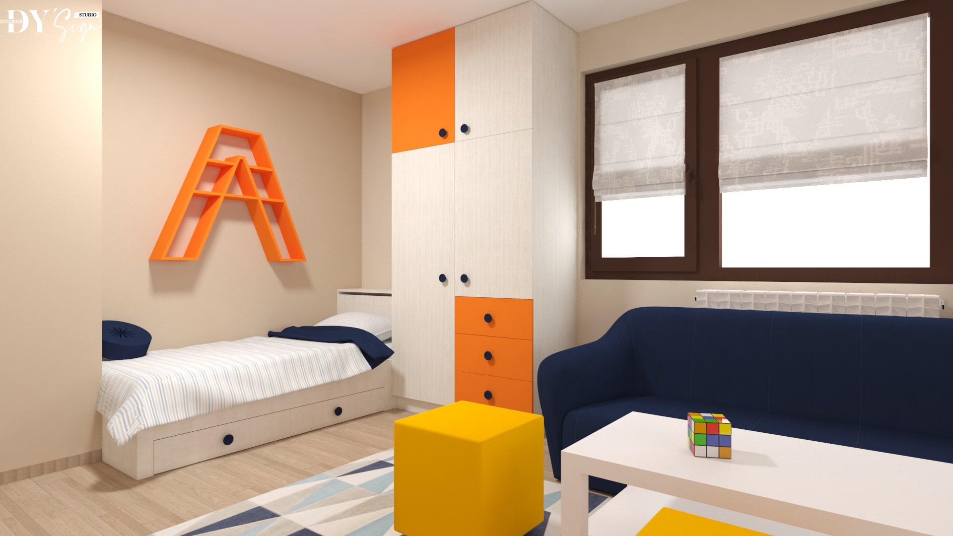 Детска стая Алекс